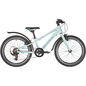 s'cool liXe race 20 7-S Kinderen, icegrey/blue matt
